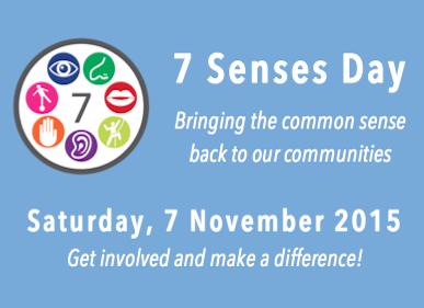 7 Senses Day 2015