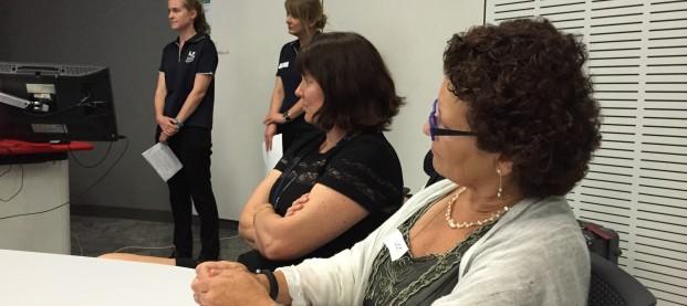 7 Senses and Dr. Lucy Jane Miller at Sensational Cities Semiar Brisbane 2015